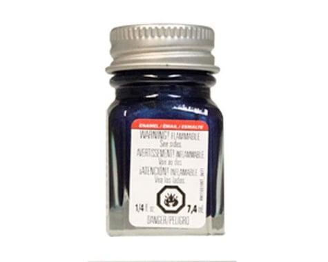 Testors Enamel 1/4oz Artic Blue Metallic