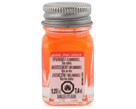 Testors Enamel 1/4oz, Orange Fluorescent