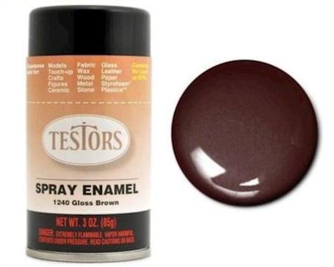 Spray 3 oz Brown