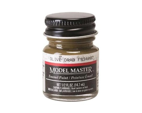 Testors MM FS34089 1/2oz Olive Drab