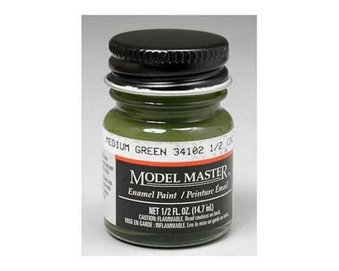 Testors MM FS34102 1/2oz Medium Green