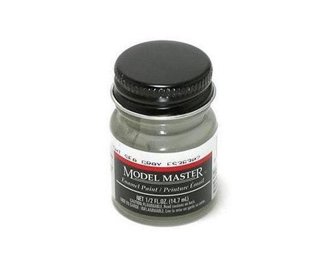 Testors MM FS36307 1/2oz Light Sea Gray