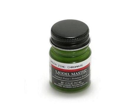 Testors MM 1/2oz Green Zinc Chromate
