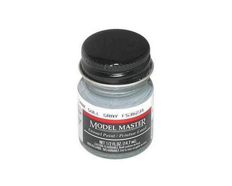 Testors MM FS36231 1/2oz Dark Gull Gray