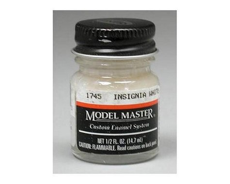 Testors MM FS17875 1/2oz Insignia White