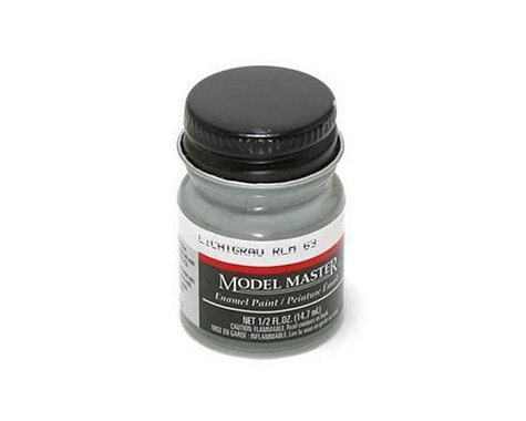 Testors MMII RLM63 1/2oz Light Gray
