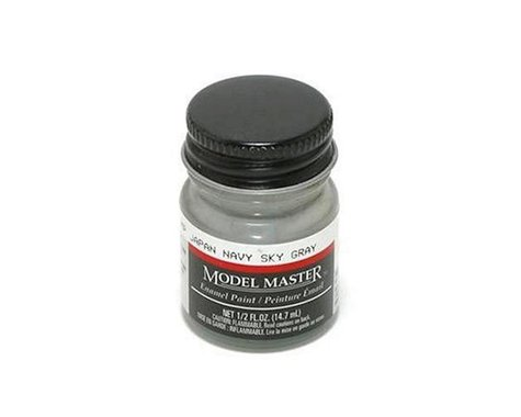 Testors MMII 1/2oz Japan Navy Sky Gray