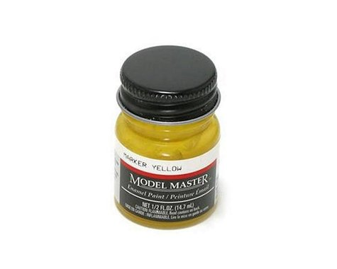 Testors MMII 1/2oz Russian Marker Yellow