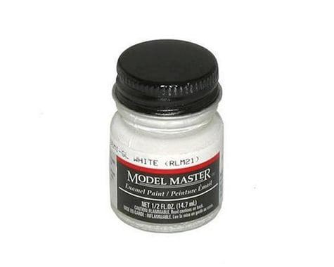 Testors MMII RLM21 1/2oz Semi Gloss Wh