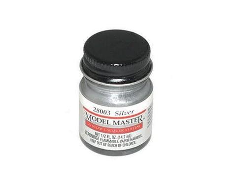 Testors Silver, 1/2oz Bottle