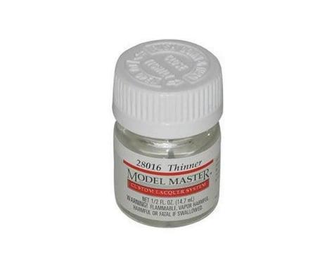 Testors Thinner, 1/2oz Bottle
