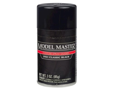 MM Car Spray Classsic Black