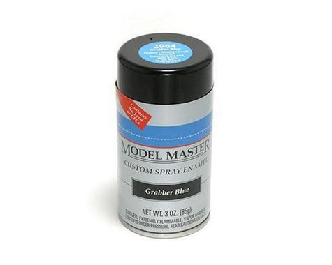 MM Car Spray Grabber Blue
