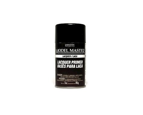 MM 3oz Gray Sandable Lacquer Spray