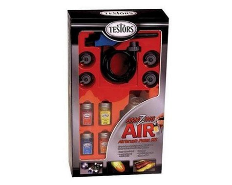 Testors AMAZING AIRBRUSH GIFT SET