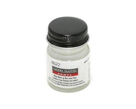 Testors Acryl Semi-Gloss 1/2oz White P