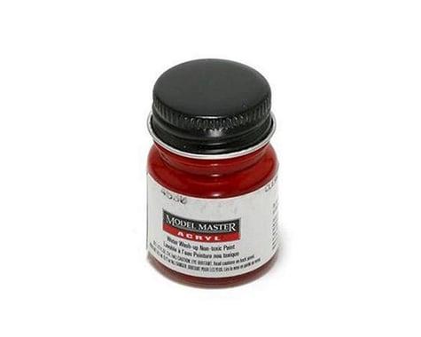 Testors Acryl Gloss 1/2oz Clear Red