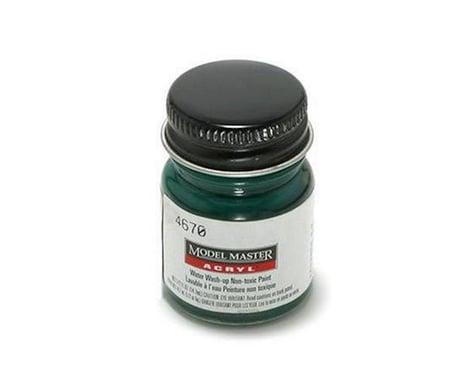 Testors Acryl Gloss 1/2oz Dark Green P