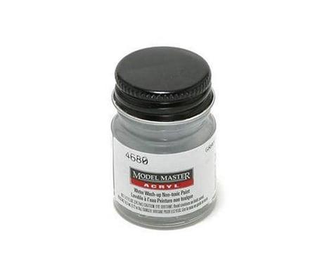 Testors Acryl Semi-Gloss 1/2oz Gray Pr