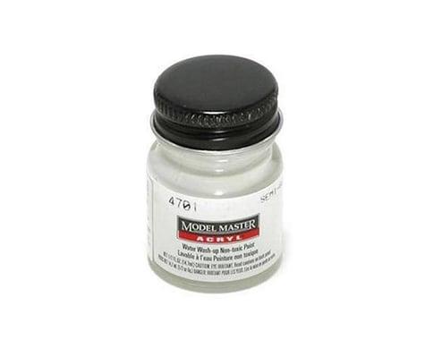 Testors Acryl Semi-Gloss 1/2oz White