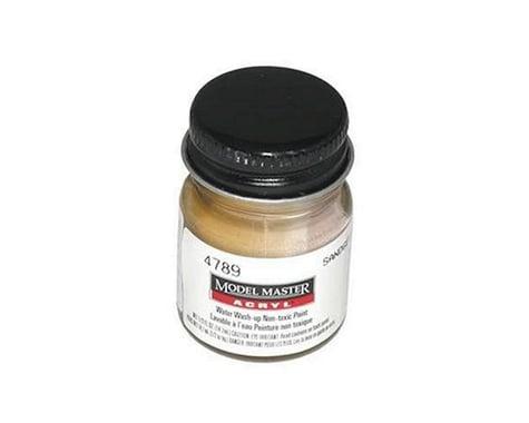 Testors Acryl S-Gloss 1/2oz Sand Yel R