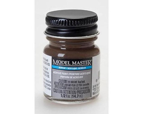 Testors MM F414275 Roof Brown ,1/2oz Tri