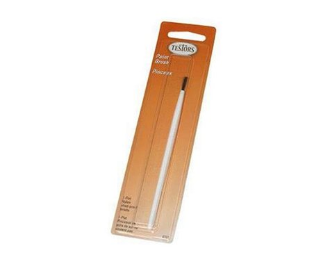 Testors Brush Carded,Broad Tip