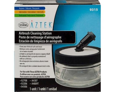 Testors CLEANING STATION