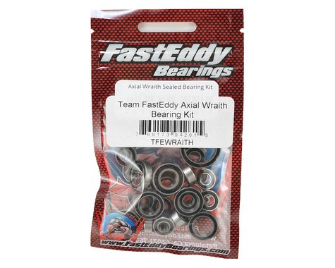 FastEddy Axial Wraith Bearing Kit