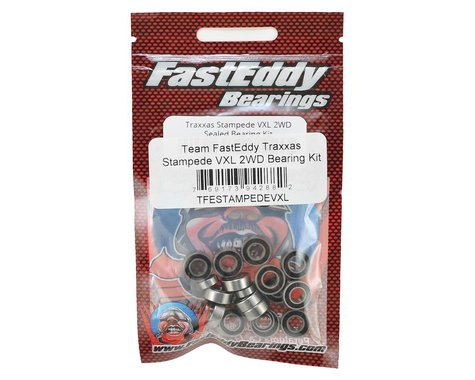 FastEddy Traxxas Stampede VXL 2WD Bearing Kit
