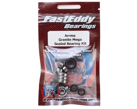 FastEddy Arrma Granite Mega 2WD Sealed Bearing Kit