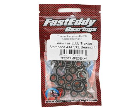 FastEddy Traxxas Stampede 4X4 VXL Bearing Kit