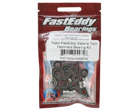 FastEddy Vaterra Twin Hammers Bearing Kit