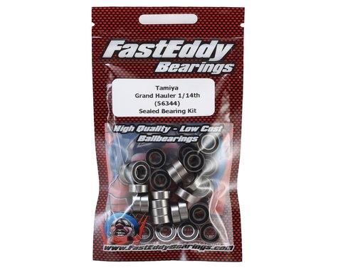 FastEddy Tamiya Grand Hauler Sealed Bearing Kit