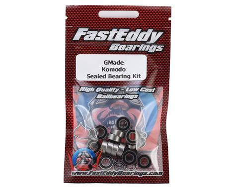 FastEddy GMade Komodo Sealed Bearing Kit