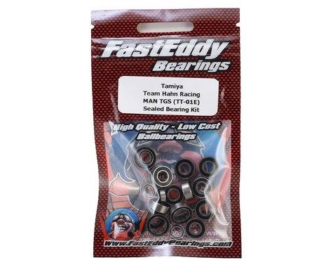 FastEddy Tamiya Team Hahn Racing MAN TGS Sealed Bearing Kit