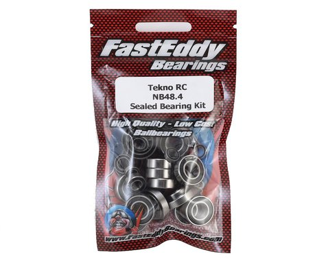 FastEddy Tekno RC NB48.4 Sealed Bearing Kit