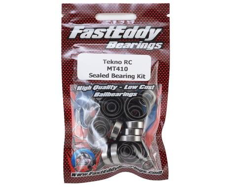 FastEddy Tekno RC MT410 Sealed Bearing Kit