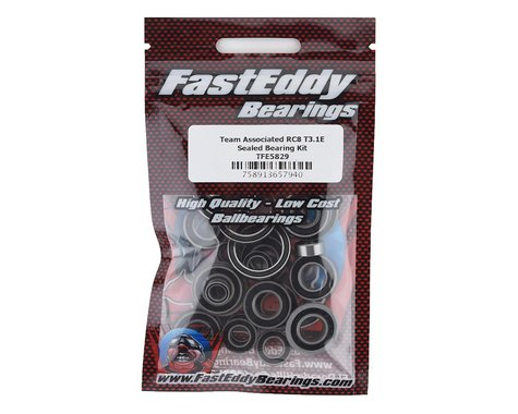 FastEddy Team Associated RC8 T3.1E Sealed Bearing Kit