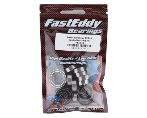 FastEddy Arrma Limitless 6S BLX Sealed Bearing Kit