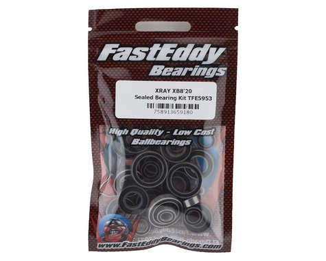 FastEddy XRAY XB8'20 Sealed Bearing Kit