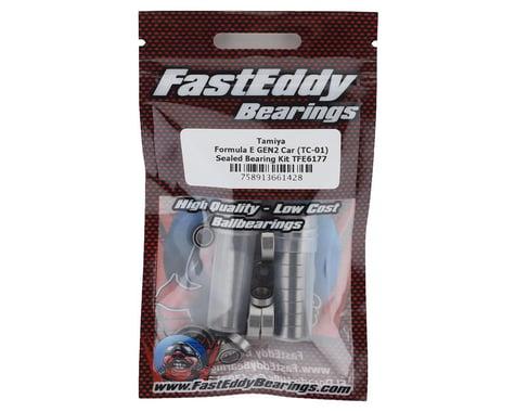FastEddy Tamiya Formula E GEN2 Sealed Bearing Kit (TC-01) (TAM58681)