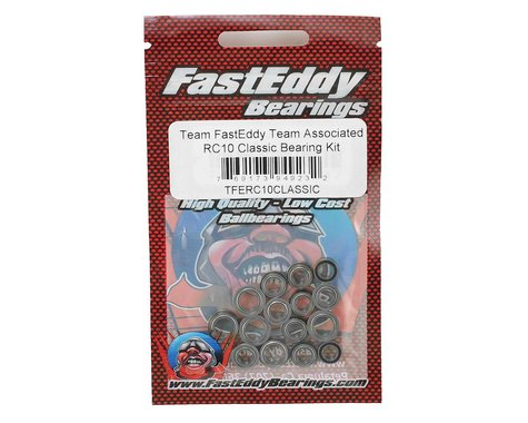 FastEddy Team Associated RC10 Classic Bearing Kit