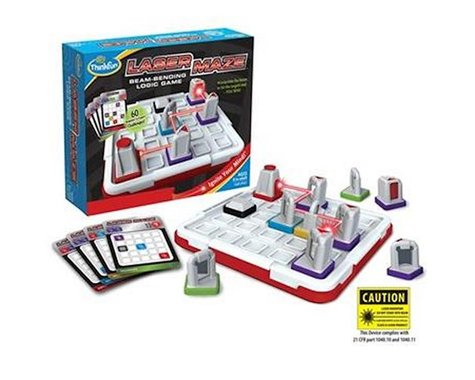 Thinkfun Think Fun 1004 Laser Maze Logic Game
