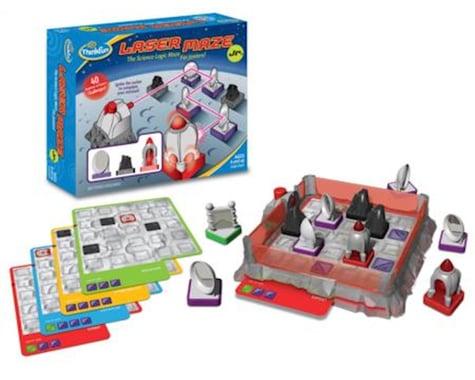 Thinkfun Think Fun Laser Maze Junior (Class 1 Laser) Logic Game and STEM Toy