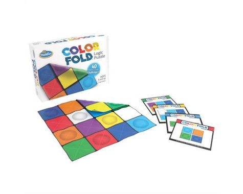 ThinkFun 4850 - Color Fold, Multi