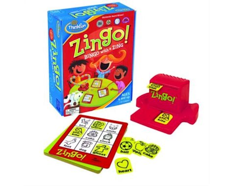 Thinkfun Think Fun 7700 Zingo