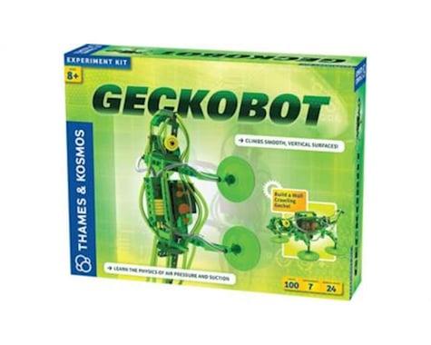 Thames & Kosmos Geckobot Wall Climbing Robot Kit