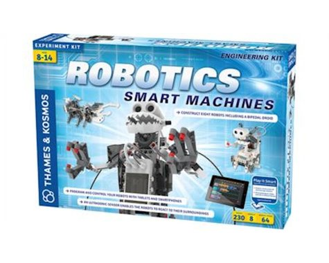Thames & Kosmos Robotics Smart Machines Kit