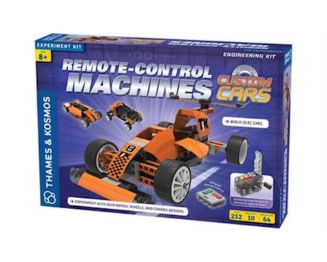 Thames & Kosmos Remote-Control Machines Custom Cars Kit